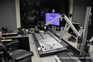 WNYE-FM studio
