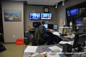 WOR newsroom