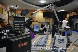 Power 105 studio