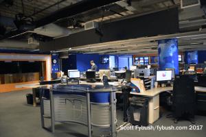 Former newsroom