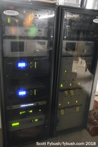Beasley's transmitters