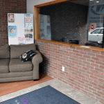 WFLR's lobby