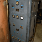 Old AM transmitter