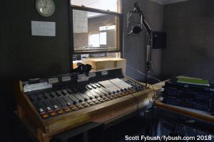 WUSP air studio