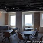 Hubbard lounge area