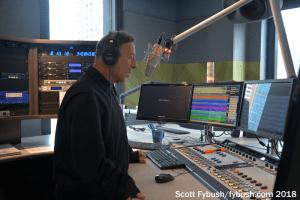 Ron Parker on WLS-FM