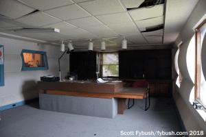 Old WYFM studio