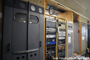 WPIC transmitter room