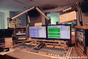 WSHE 100.3, before renovation