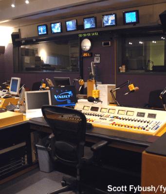 1986: big studio