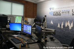 WEOS main studio