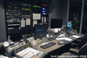 WGBH radio master control