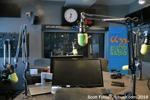WGBH talk studio