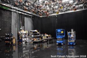 Big TV studio at WGBH