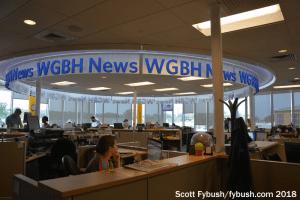 "WGBH/""The World"" newsroom"