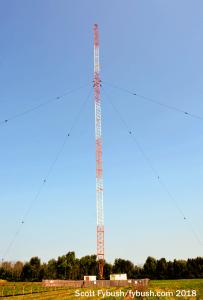 WHAM's Blaw-Knox tower