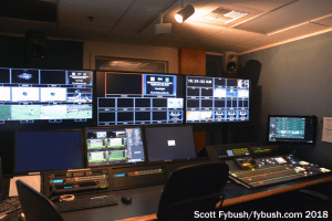 Gatorvision control room