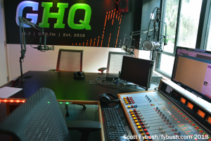 GHQ studio