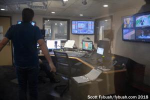 WUFT-FM studio