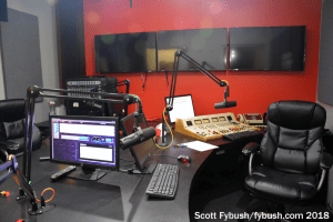 WHNZ studio