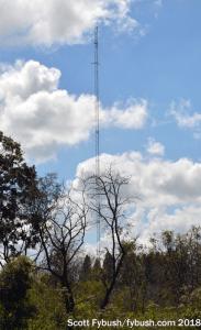 WLKF tower