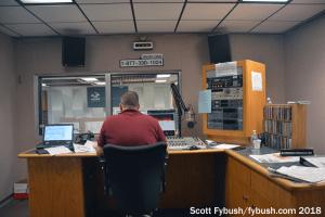 WUSF control room