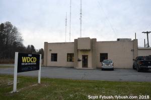 WDCD building