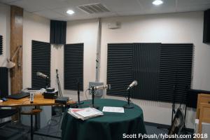 WHQR performance studio