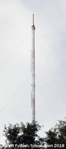WJCL-TV/FM tower