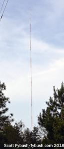 WTOC-TV tower