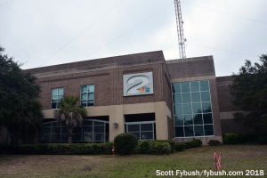 WCBD studio building