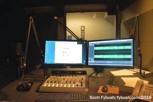 WGCU radio production