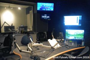 WGCU talk studio