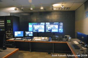 WGCU control room
