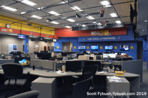 WBAL-TV newsroom