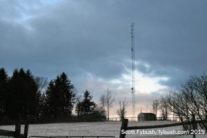 WVBR's new tower