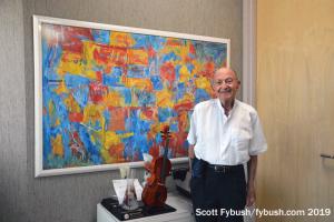 Owner Saul Levine