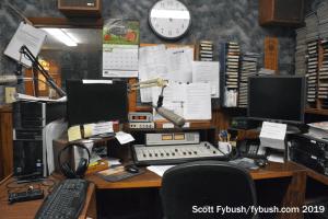 WFLQ studio