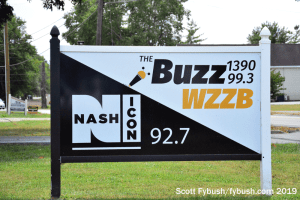Welcome to WZZB/WXKU