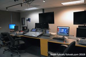 KLRN control room