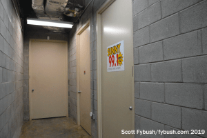 KODA's hallway
