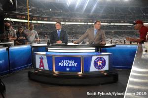 Astros pregame show