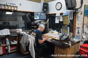 KHCB's main studio