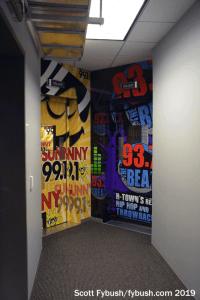 KODA/KQBT hallway