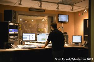 KPRC 950 control room