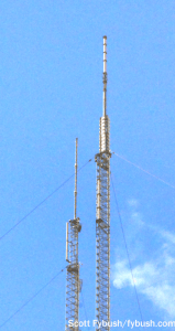 Teletower site