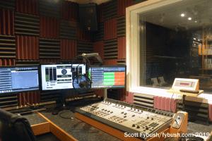 KAMU-FM control room