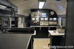Inside the Telecruiser