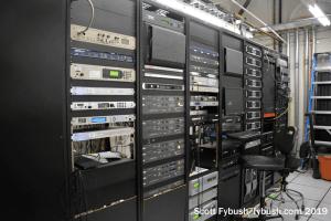 KERA-FM racks