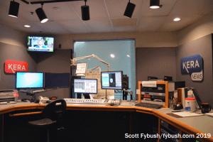 KERA-FM studio
